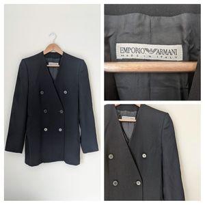 MVNG SALE!🎈🎈  vtg Armani double breasted blazer